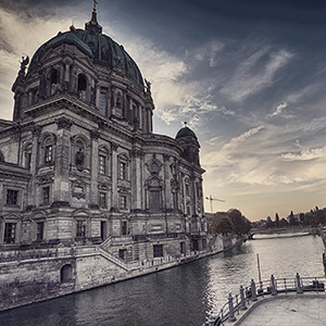 Berliner Dom by Kurt Flückiger Photography