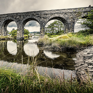 image from Old Railway Bridge in Ballydehob