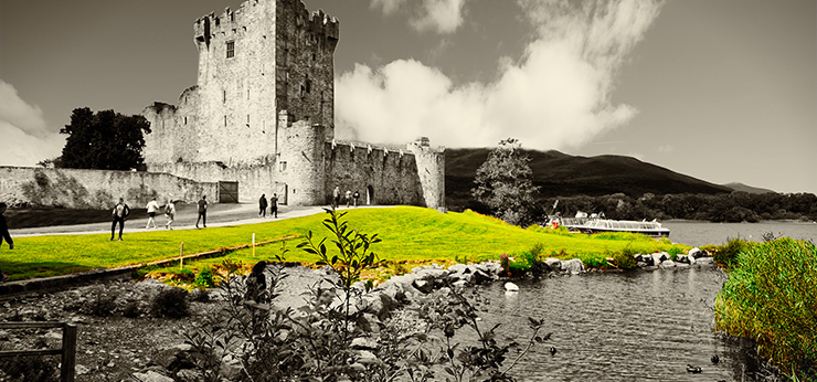 image from Ross Castle