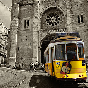 Cathedral Of Lisbon by Kurt Flückiger Photography