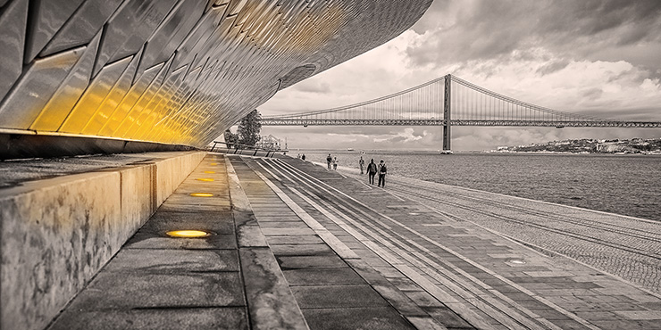 Museum of Art, Architecture and Technology Lisbon by Kurt Flückiger Photography