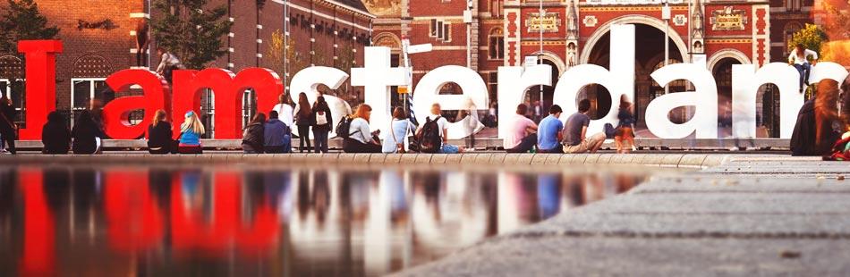 Fotalbum Amsterdam 2015
