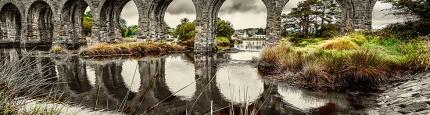 image from Old Railway Bridge in Ballydehob