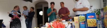 Barilla Pasta Party